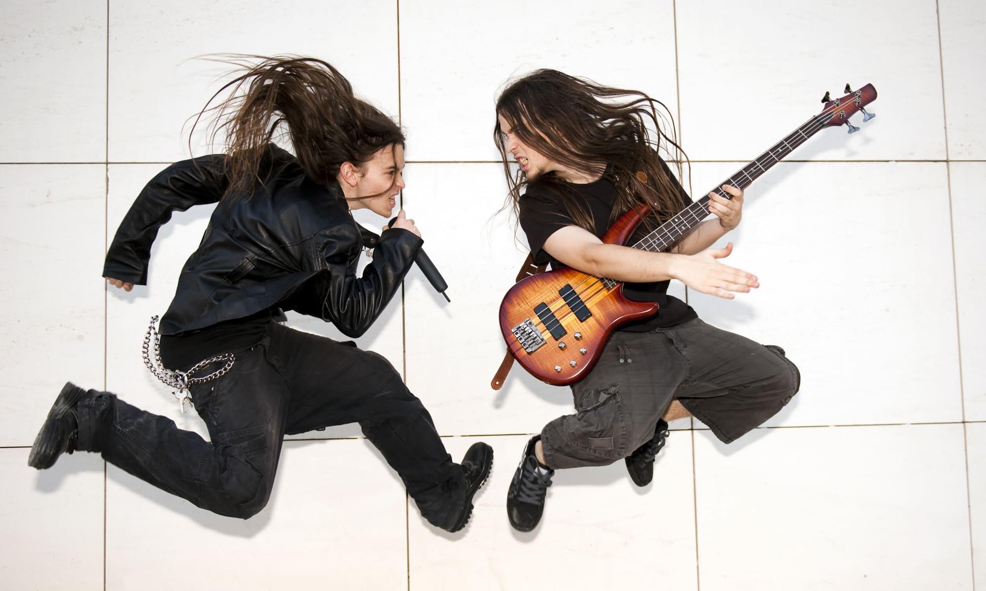 Disciplinas instrumentales en RockSchool Canarias