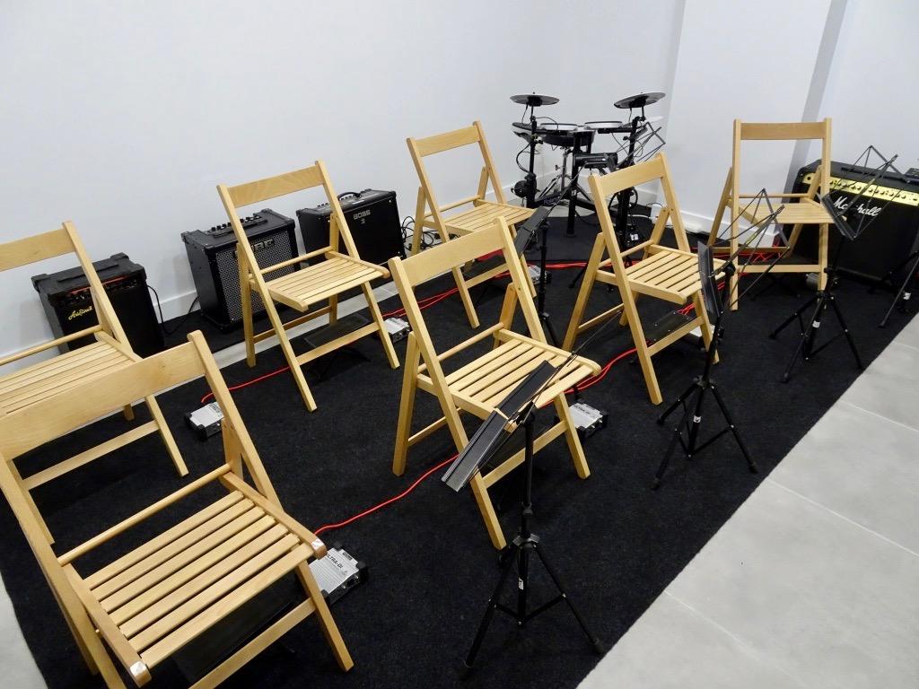 Instalaciones de RockSchool Canarias